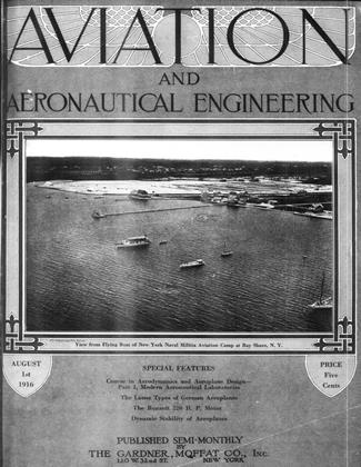 Cover for the August 1 1916 issue