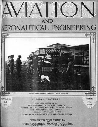 Cover for the September 15 1916 issue