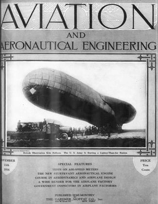 Cover for the November 15 1916 issue