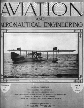 Cover for the December 1 1916 issue