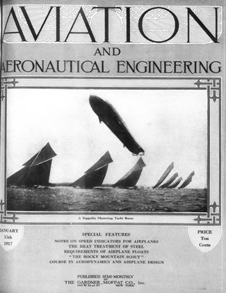 Cover for the January 15 1917 issue