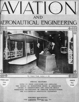 Cover for the February 15 1917 issue