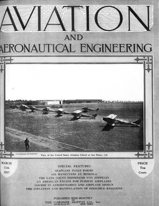 Cover for the March 15 1917 issue