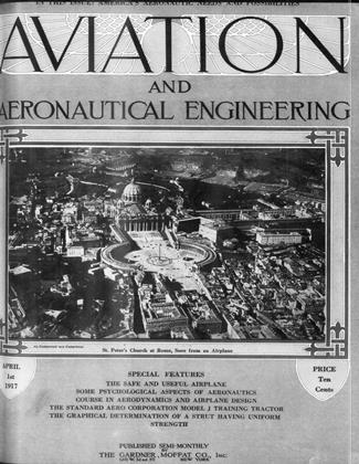 Cover for the April 1 1917 issue
