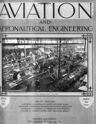 Cover for the April 15 1917 issue