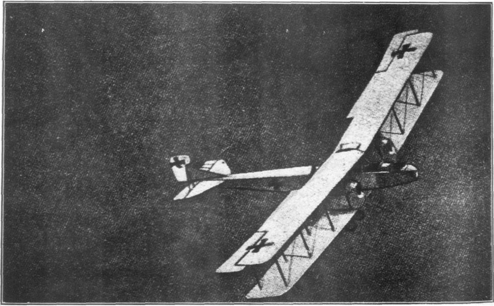 A French Aviator's Message to America, Page: 496 - JULY 1st 1917 | Aviation Week