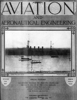 Cover for the August 15 1917 issue