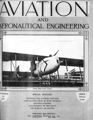 Cover for the September 1 1917 issue