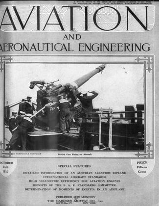 Cover for the October 15 1917 issue