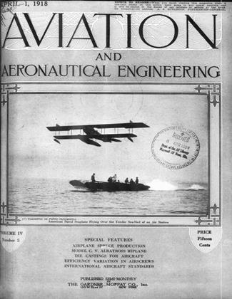 Cover for the April 1 1918 issue