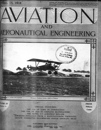 Cover for the April 15 1918 issue