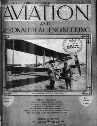 Cover for the July 1 1918 issue