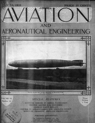 Cover for the July 15 1919 issue