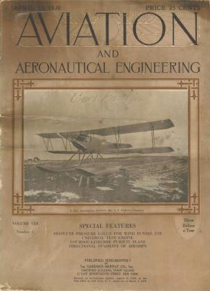 Cover for the April 15 1920 issue