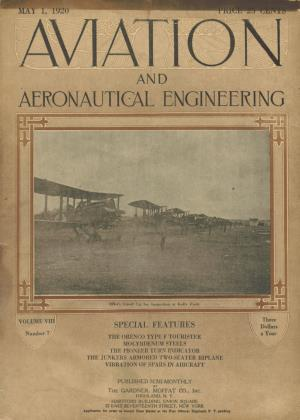 Cover for the May 1 1920 issue