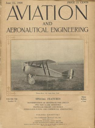 Cover for the June 15 1920 issue