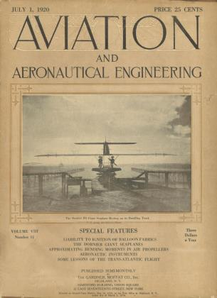 Cover for the July 1 1920 issue
