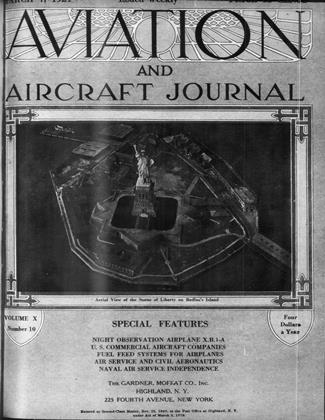 Cover for the March 7 1921 issue
