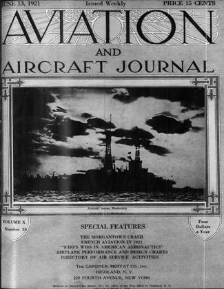 Cover for the June 13 1921 issue