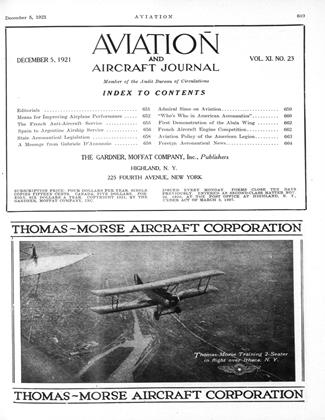 Cover for the December 5 1921 issue