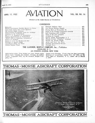 Cover for the April 17 1922 issue