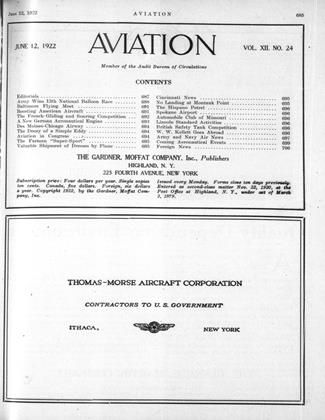 Cover for the June 12 1922 issue