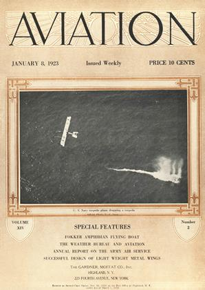 Cover for the January 8 1923 issue