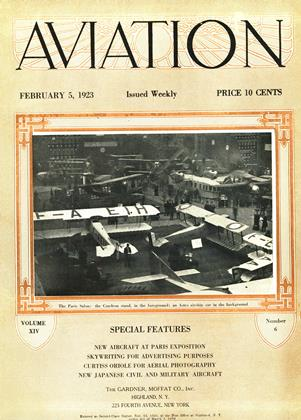 Cover for the February 5 1923 issue