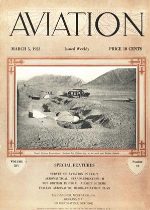 Cover for the March 5 1923 issue