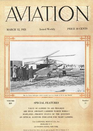 Cover for the March 12 1923 issue