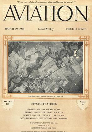 Cover for the March 19 1923 issue