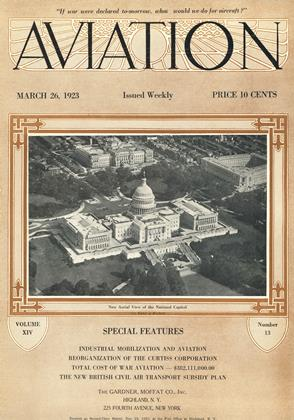 Cover for the March 26 1923 issue