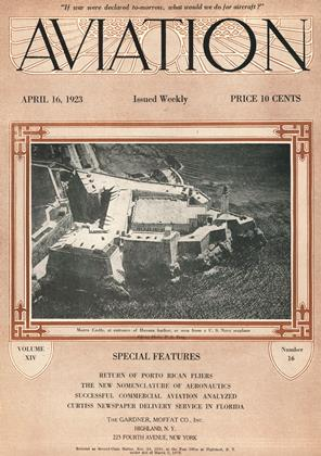 Cover for the April 16 1923 issue