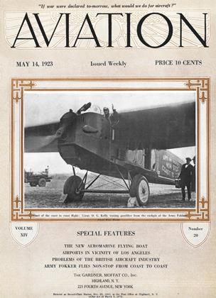 Cover for the May 14 1923 issue