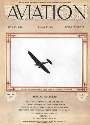 Cover for the May 21 1923 issue