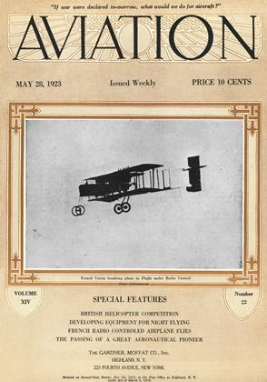 Cover for the May 28 1923 issue
