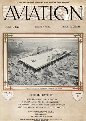 Cover for the June 4 1923 issue