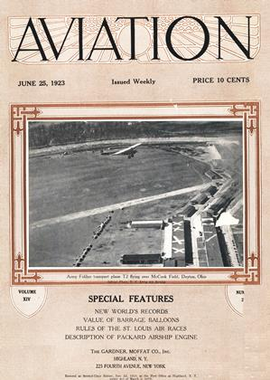 Cover for the June 25 1923 issue