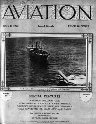 Cover for the July 2 1923 issue