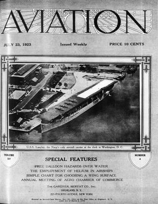 Cover for the July 23 1923 issue