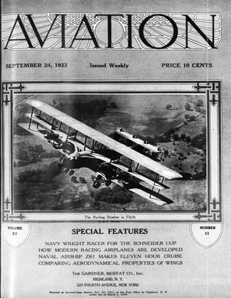 Cover for the September 24 1923 issue