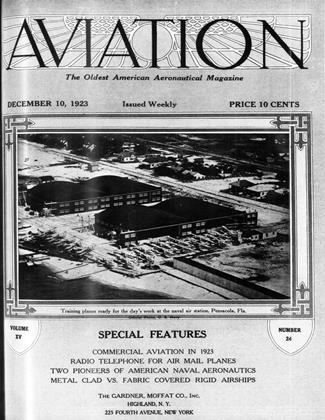 Cover for the December 10 1923 issue