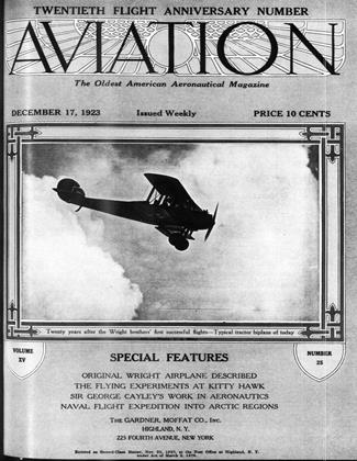 Cover for the December 17 1923 issue