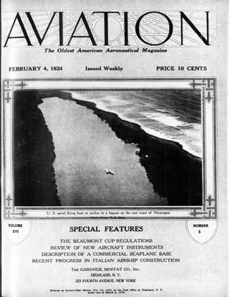 Cover for the February 4 1924 issue