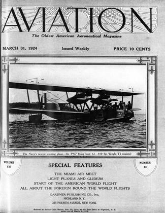 Cover for the March 31 1924 issue