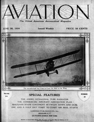 Cover for the June 30 1924 issue