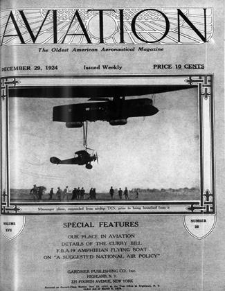 Cover for the December 29 1924 issue