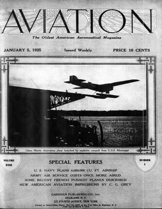Cover for the January 5 1925 issue