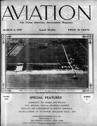 Cover for the March 2 1925 issue