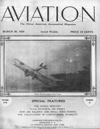 Cover for the March 30 1925 issue